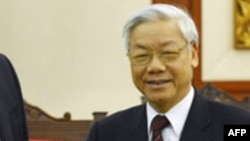 Tổng bí thư Nguyễn Phú Trọng cho biết mục tiêu chính của chuyến công du Nga là nhằm chuẩn bị các biện pháp để nâng quan hệ lên tầm cao mới