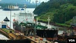 El canal de Nicaragua sería más largo, más ancho y más profundo que el de Panamá.