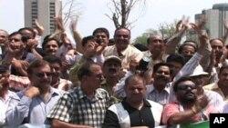 میڈیا مخالف قرارد اد کے خلاف صحافیوں نے یوم سیاہ منایا