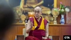 達賴喇嘛。