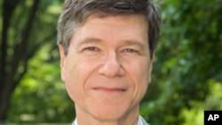 Džefri Saks, direktor Instituta Zemlja na Univerzitetu Kolumbija