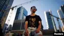 Chiến dịch 'Occupy Central' hay 'Chiếm Trung' đang là đề tài được nói tới nhiều nhất trên Twitter