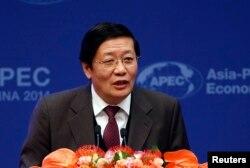 中国财政部长楼继伟