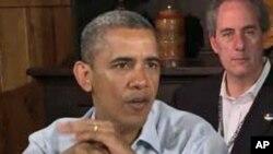 Tổng thống Hoa Kỳ Barack Obama tại hội nghị G8