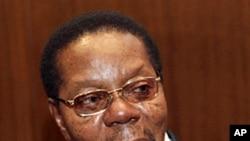 Bingu wa Mutharika, President du Malawi.