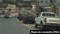 Luanda: Carros mal estacionados vão ser rebocados - 3:34