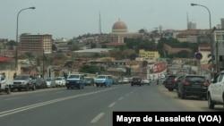 Luanda sofre com crise de água