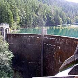 According to the National Park Service, the 64-meter-tall Glines Canyon Dam will be the tallest dam ever purposely torn down in the world.