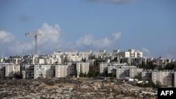 İsrael Doğu Kudüs'te Bin 400 Yeni Ev Planlıyor