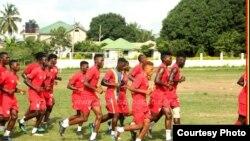 'Yan wasan Accra Hearts of Oak