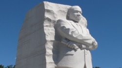 Martin Luther King, Jr.'s Memorial is on the National Mall in Washington, DC.