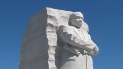 Martin Luther King, Jr. Memorial on the National Mall in Washington