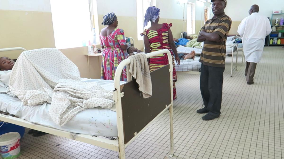 Campagne de lutte contre le paludisme en RDC - VOA Afrique