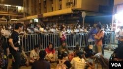 香港各界发起反人大释法大游行和集会(115图)