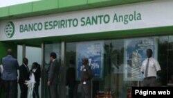 Banco Besa - Banco Espírito Santo Angola
