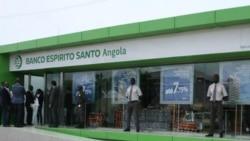 EUA não querem politicos nos bancos angolanos -1:51
