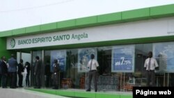 Banco Espírito Santo Angola