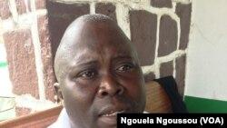 L'analyste économique Augustin Benazo dénonce une corruption endémique au Congo18 janvier 2018. (VOA/ Ngouela Ngoussou)