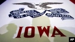 愛奧華州在1月3日舉行黨團基層會議選出共和黨總統候選人(資料圖片)
