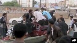 یمن: دارالحکومت میں تیسرے روز بھی جھڑپیں جاری