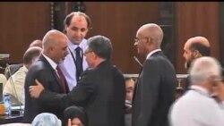 2012-08-10 美國之音視頻新聞: 利比亞國會推選梅加里夫擔任總統
