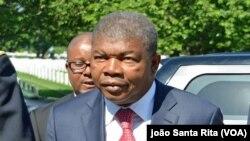 João Lourenço representou Angola