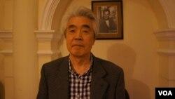 共同社前《中国观察》总编辑坂井臣之助