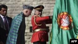 Реакция мировых лидеров на инаугурацию Карзая