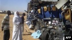 Mısır'da Otobüs Kazasında Sekiz Amerikalı Turist Öldü
