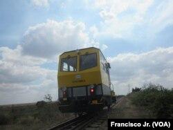 Linha de Machipanda, Beira, Moçambique