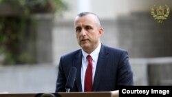 د افغانستان لومړی مرستیال امرالله صالح