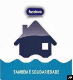 """Símbolo do """"Movimento Solidário do FB"""""""