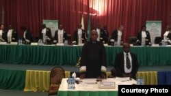 EAC JUDGES