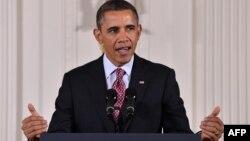 Presiden AS Barack Obama mendesak organisasi kepanduan AS Boy Scouts of America untuk membuka keanggotaan untuk gay dan lesbian. (Foto: Dok)