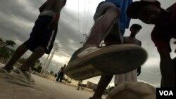 Atletas cubanos históricamente han desertado cuando salen a competir en el extranjero.