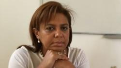 """Alexandra Simeão: """"Progresso económico não se reflectiu no progresso social"""""""