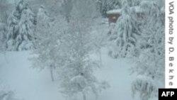 Američka prestonica i okolne države spremaju se za novi sneg