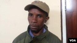 UMnu. Mqondisi Moyo, umongameli webandla leMthwakazi Republic Party.