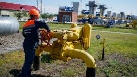 Problemi i gazit në Ukrainë