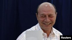 Tổng thống Romania Traian Basescu