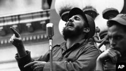 1959-cu ildə Fulgensio Batistanı devirən Fidel Kastro Kubada kommunist diktaturası qurub.