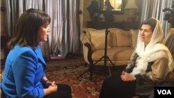 رولا غنی: زنان افغان مایه افتخار و سربلندی من هستند