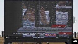 Egypte : le procès Moubarak ajourné