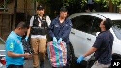 Policija pretresa stan osumnjičenog u Bangkoku