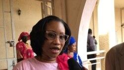 jabolaw oni, minisiri Ramatoulaye NDiaye ka ngongonyew Ouagadougou