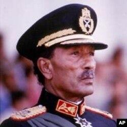 Egypt's late President Anwar el-Sadat
