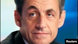 Nicolas Sarkozy tsohon shugaban kasar Faransa