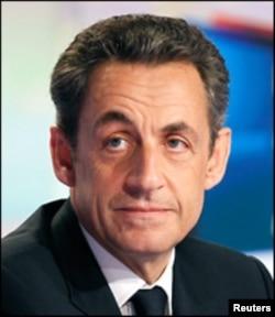 Nicolas Sarkozy na jam'iyar UMP ta kasar Faransa