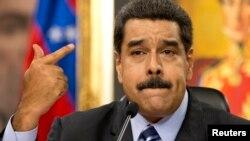 Venesuela prezidenti Nikola Maduro
