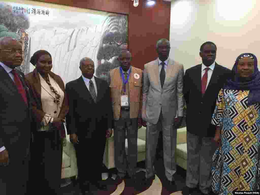 Les observateurs des élections au Niger se sont réunis samedi 20 février à Niamey.